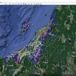 新潟県「土砂災害警戒区域」をグーグルアースで「3D見える化」